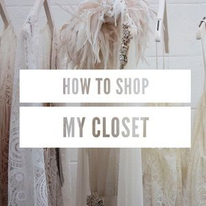 Other - How to Shop my Closet